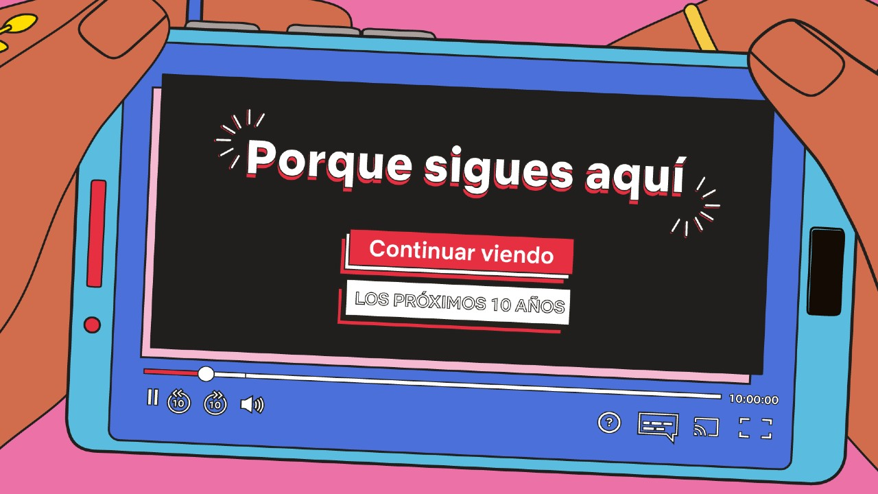 Netflix Series Película Aniversario México Netflix en México