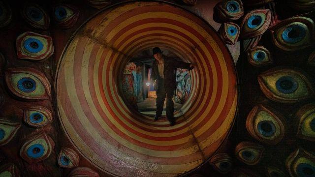 Guillermo del Toro Nueva Película Nightmare Alley Imágenes Fecha de Estreno