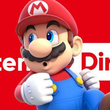 Nintendo Direct Transmisión de Nintendo 23 de septiembre