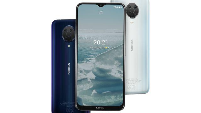 Nokia G20 precio características México