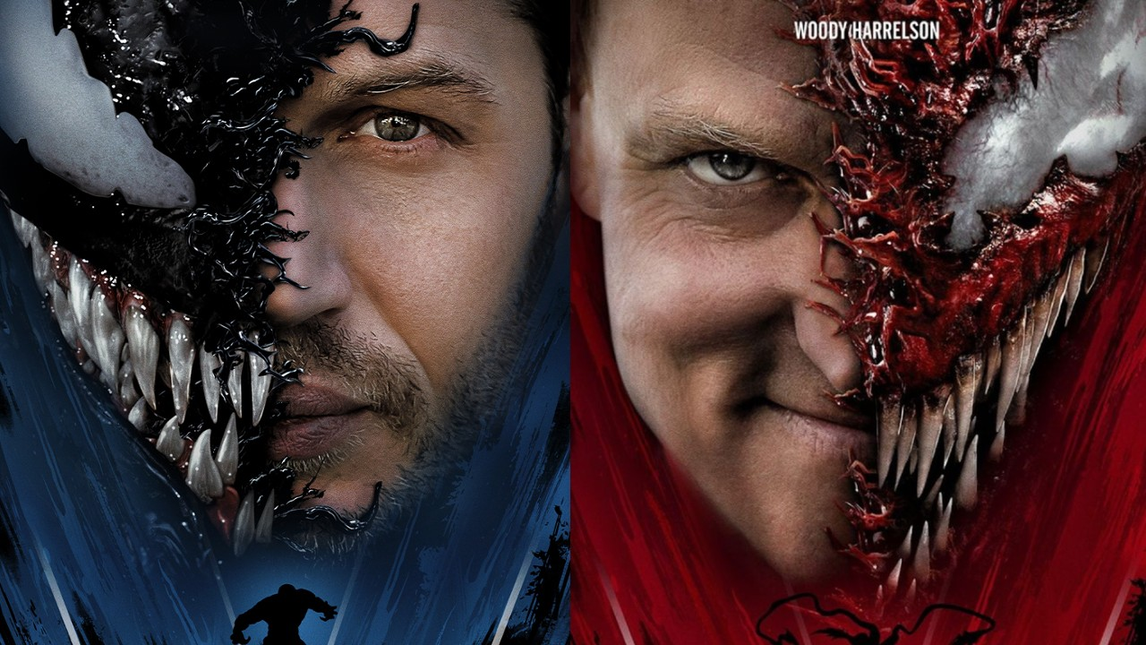 venom 2 carnage posters nuevo