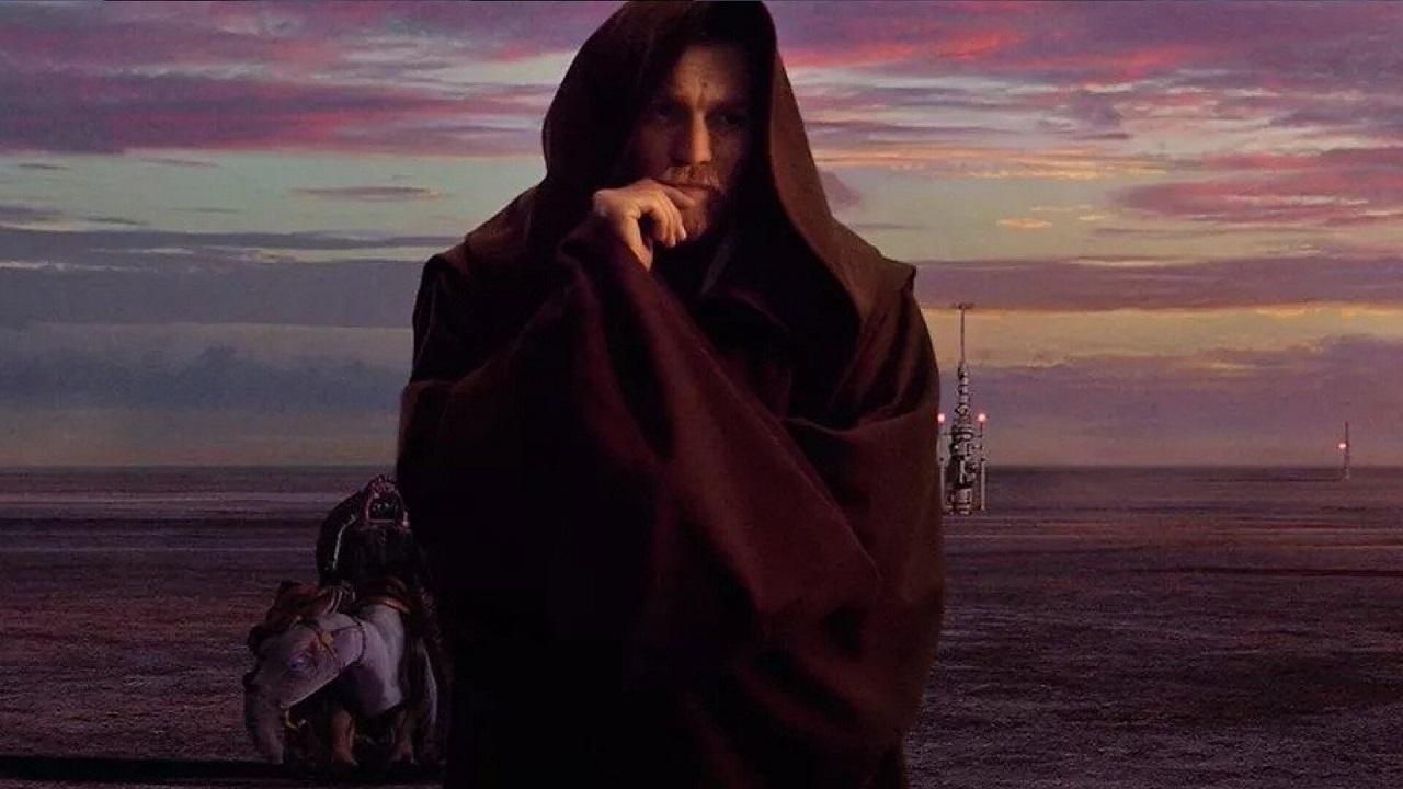 Obi-Wan Kenobi Serie Disney+ Logo Oficial Ewan McGregor
