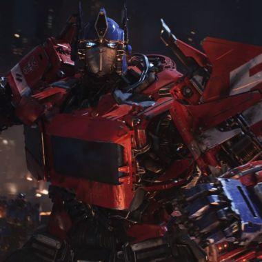 Transformers Rise of the Beasts Película Transformers Optimus Prime Beast Wars