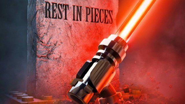 Disney+ Star Wars Especial Halloween Lego Star Wars Terrifying Tales