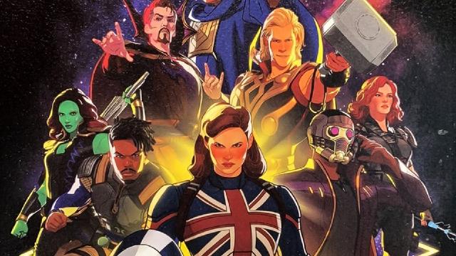 personajes de marvel guardianes del multiverso