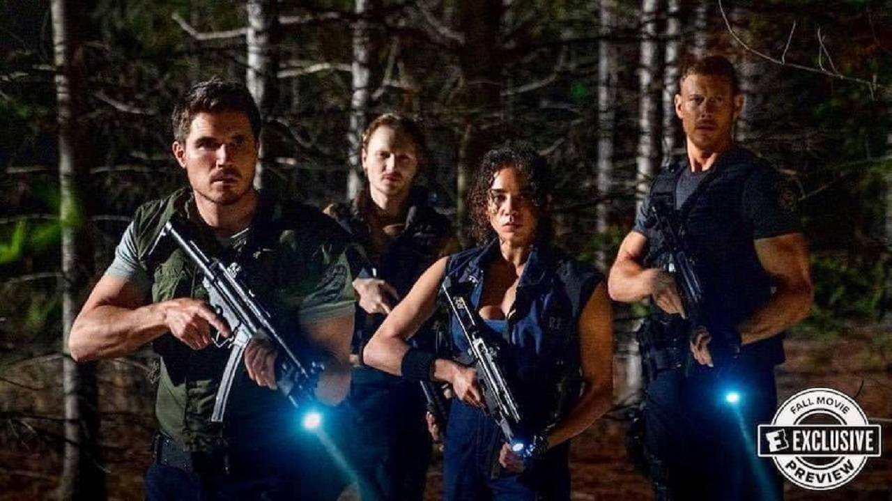 Resident Evil: Welcome to the new Raccoon City movie Resident Evil Rating New Movies Resident Evil