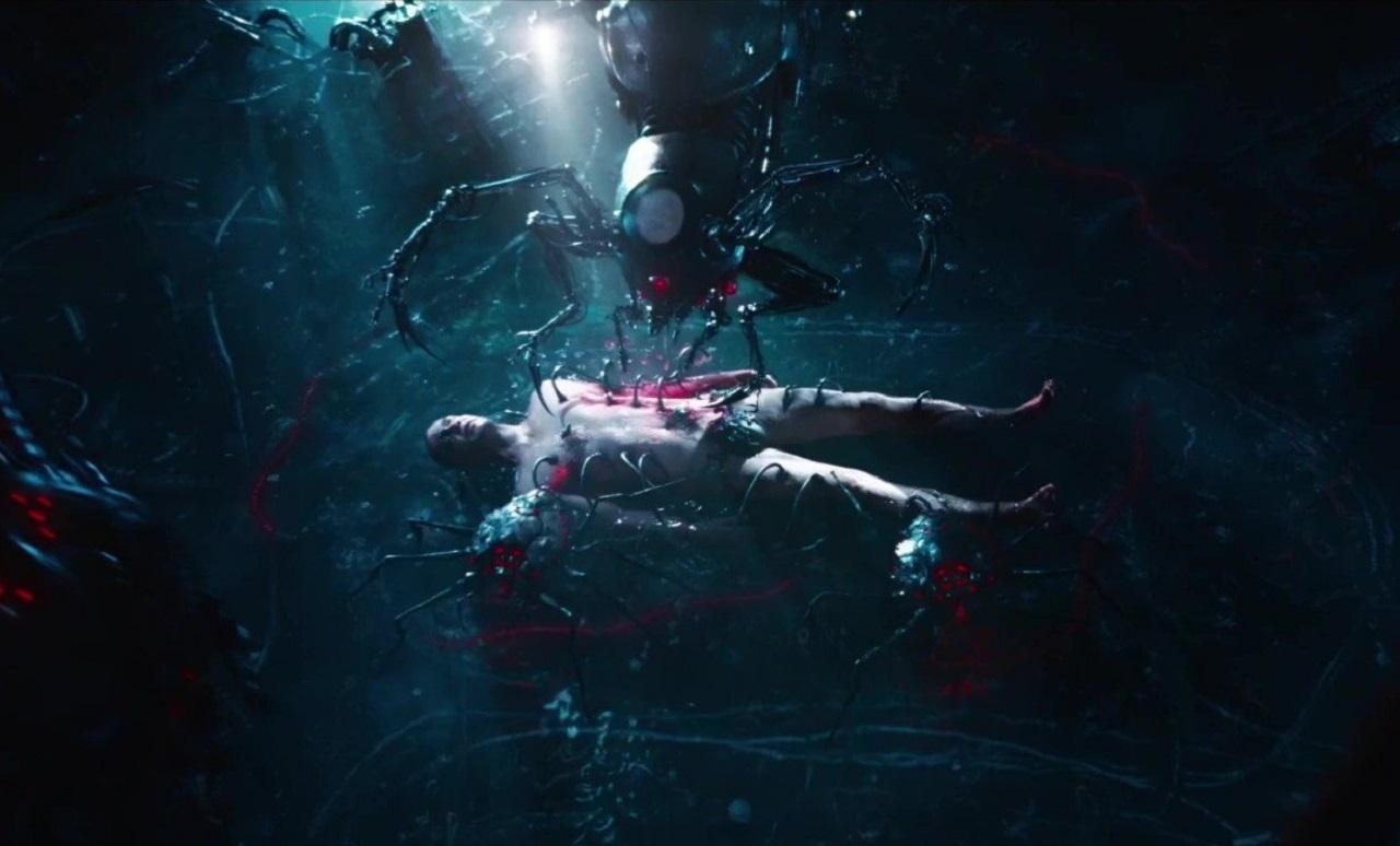 Resurrección de Neo The Matrix Resurrecitions Estar Eggs