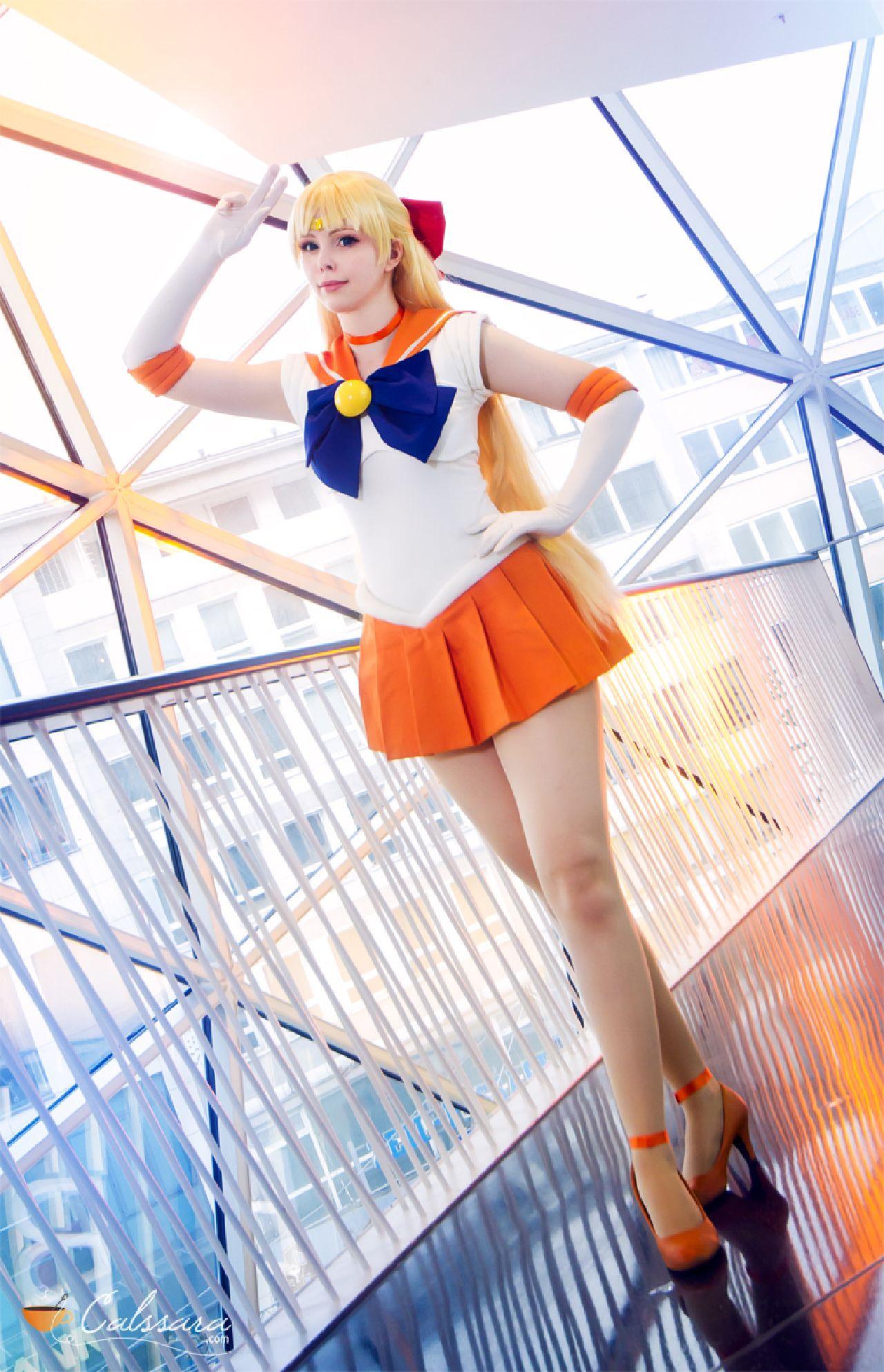 personajes de sailor moon cosplay