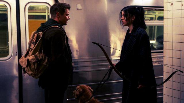 Hawkeye Serie Clint Barton Kate Bishop