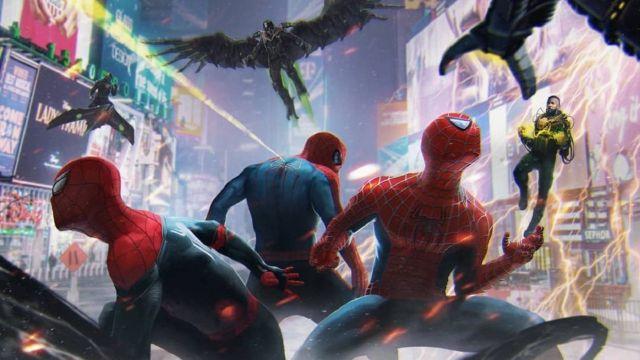 Spider-Man 3 Spider-Man 3 2021 Andrew Garfield Tobey Maguire Imágenes de Spider-Man