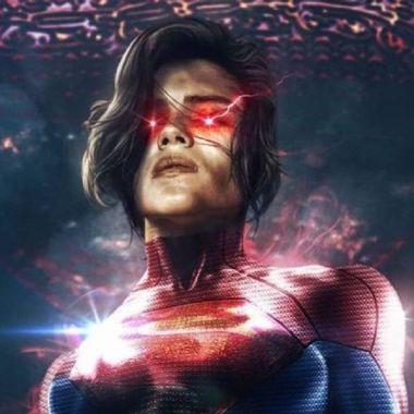 Sasha Calle Supergirl The Flash Batman Michael Keaton Series HBO Max