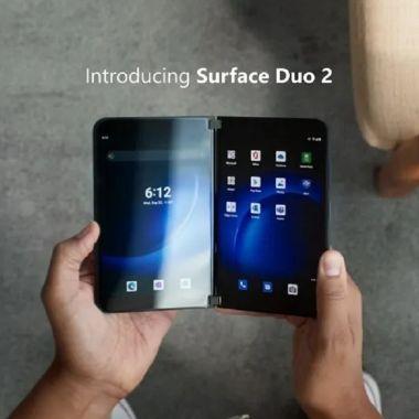 Teléfono Plegable Surface Duo 2 Microsoft