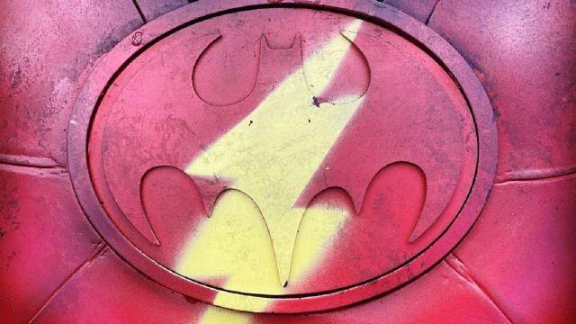 Película The Flash Logo de Flash Imágenes de Flash The Flash 2022