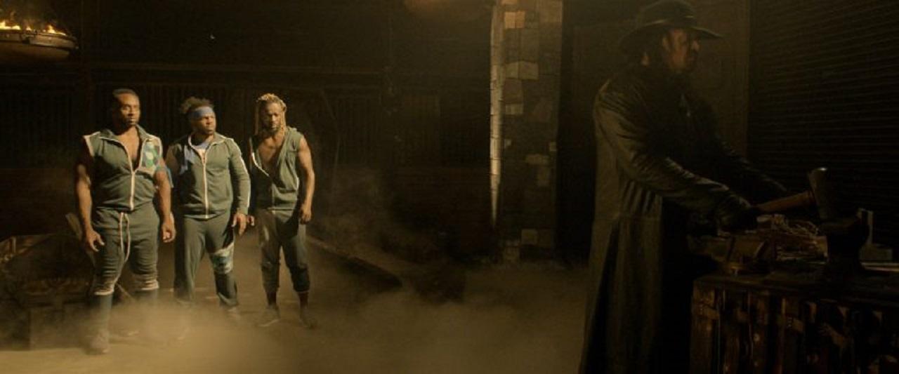 The Undertaker Netflix Película Interactiva Terror