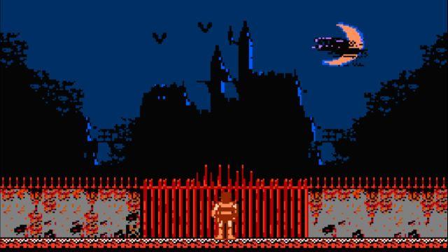 Castlevania 1986 juego