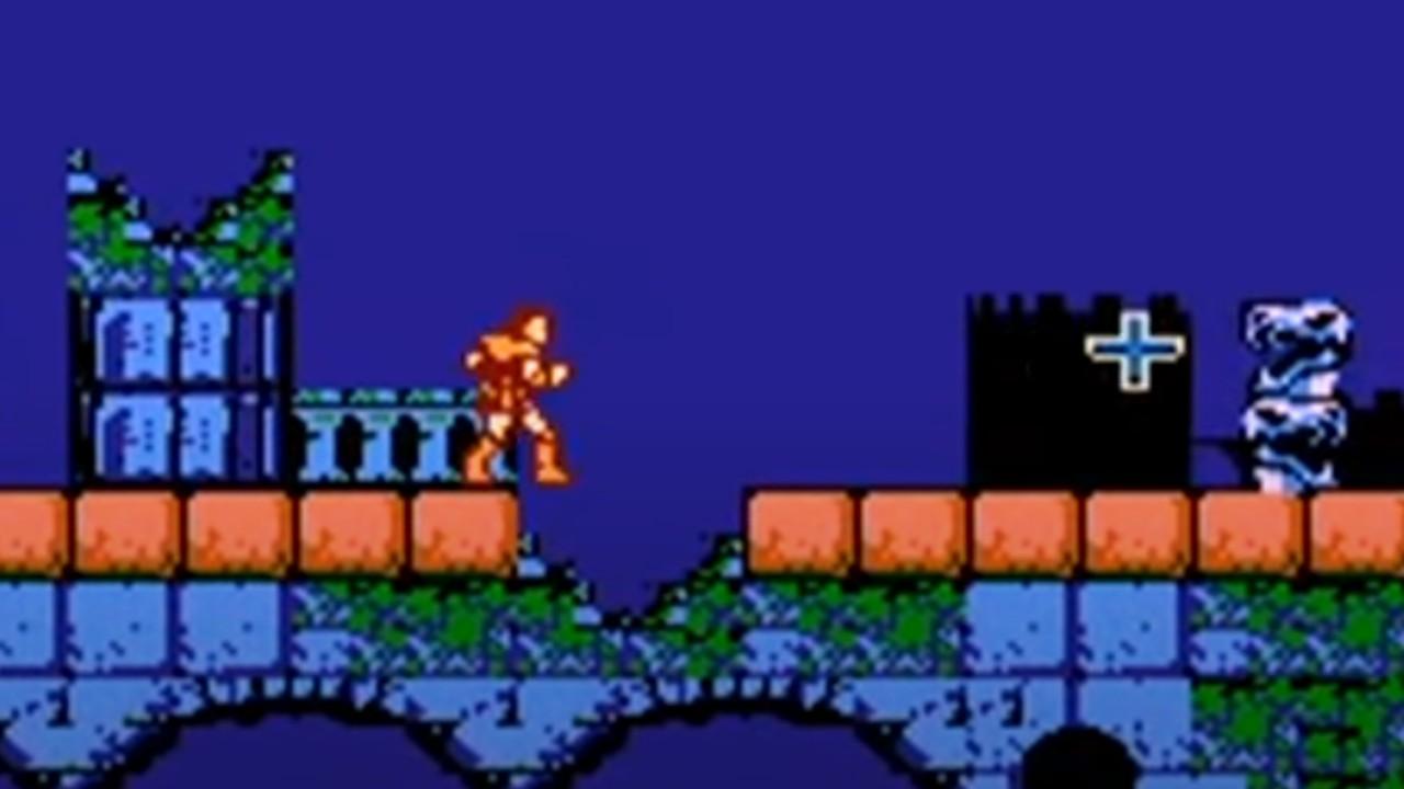 castlevania 1986 primer juego