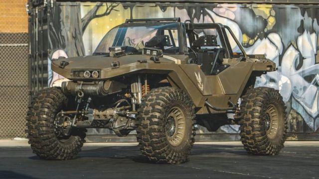 hoonigan warthog halo real auto motor