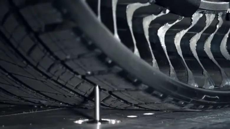 Michelin uptis neumatico sin aire