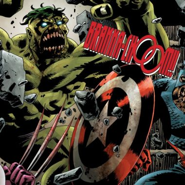 Marvel zombies pelicula serie ucm vengadores