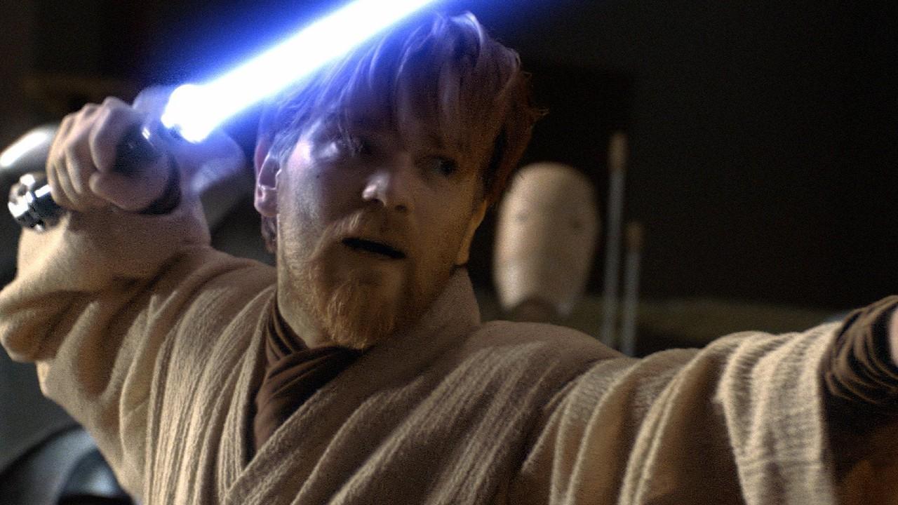 Ewan McGregor Kenobi serie Obi Wan