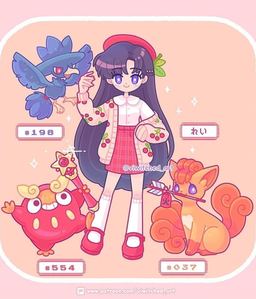 sailor mars pokemon entrenadora