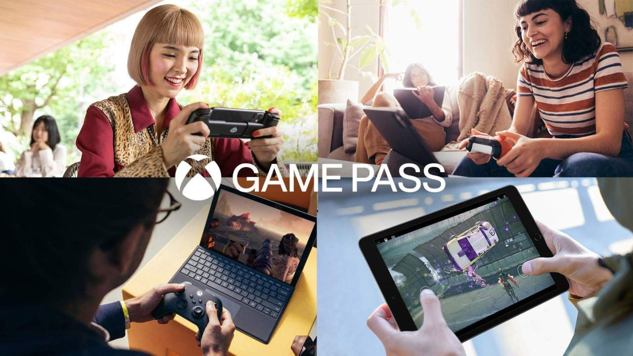 xbox cloud gaming game pass juegos