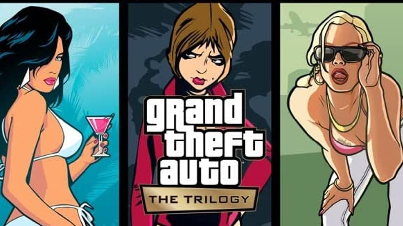Grand Thet Auto: The Trilogy