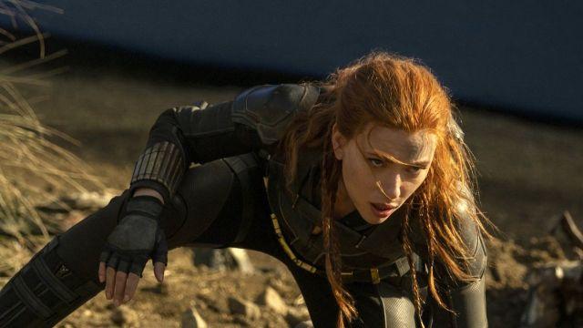 Scarlett Johansson Disney Demanda Black Widow Película