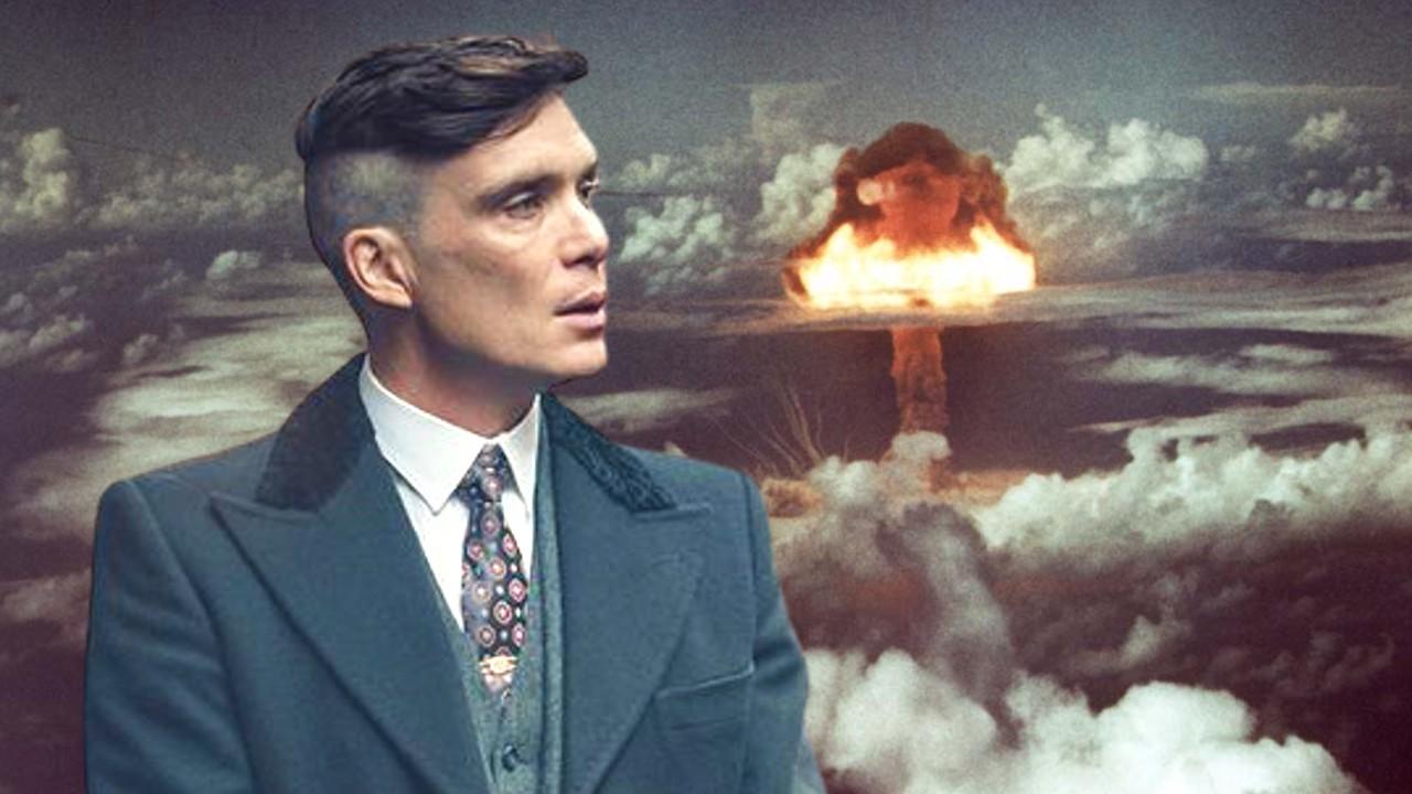 Cillian murphy oppenheimer bomba atomica pelicula