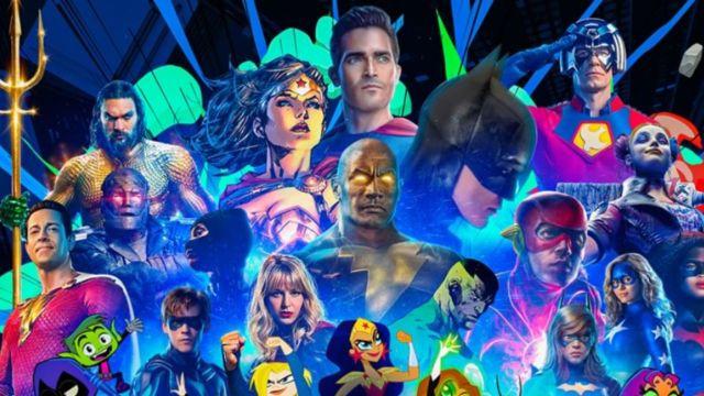 DC FanDome 2021 horario México