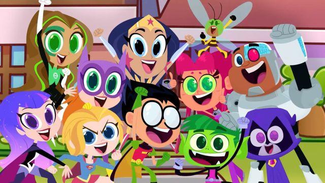 dc comics warner bros animation 2022
