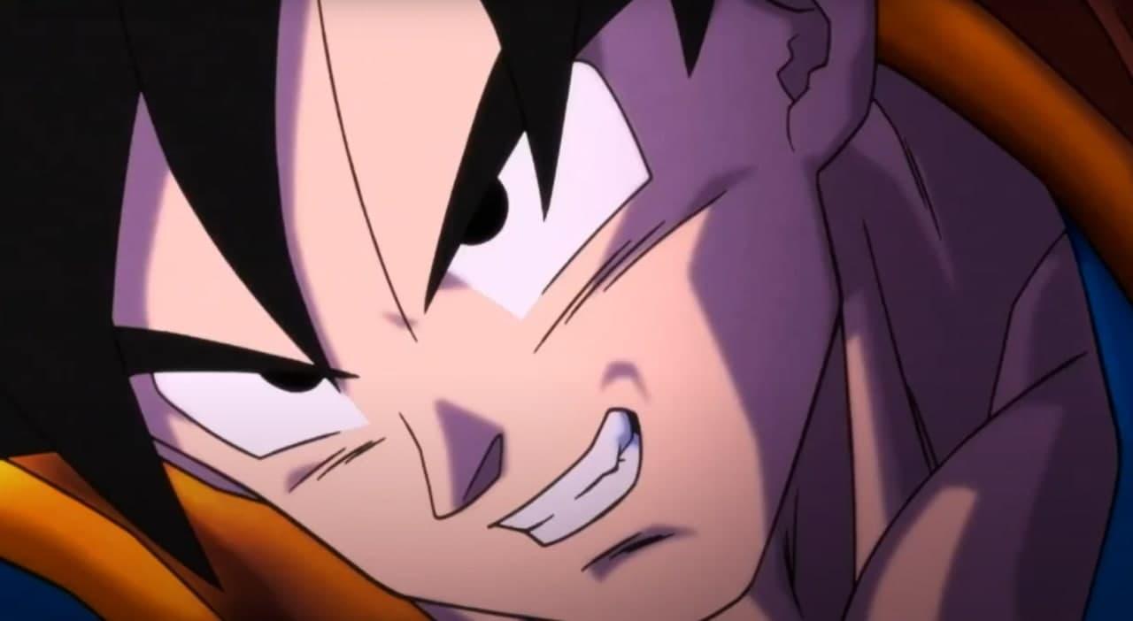 Dragon Ball Super Super Hero Goku Tráiler