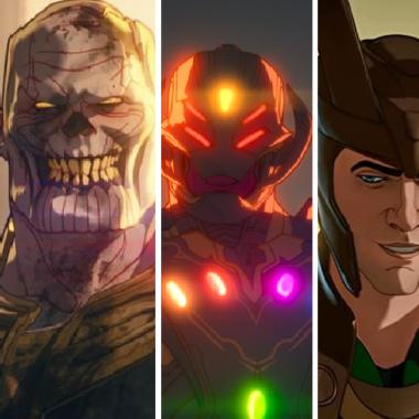 personajes de marvel what if