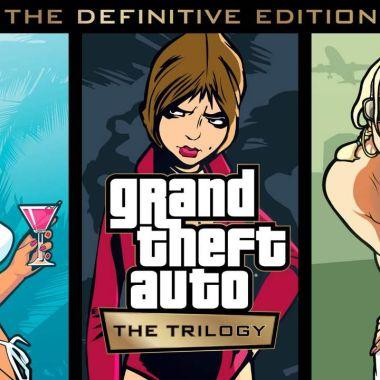 GTA Trilogy oficial Rockstar Games