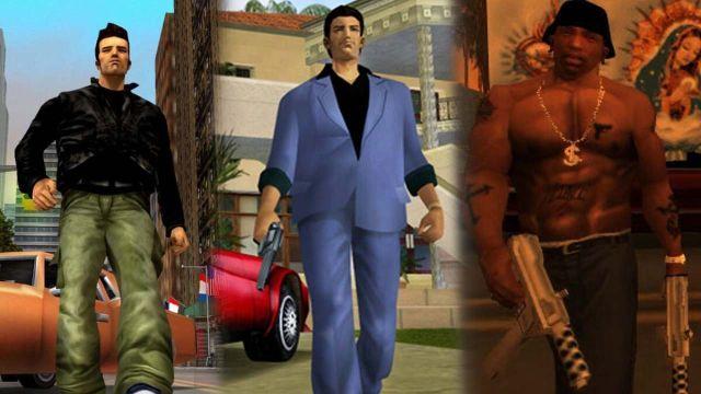 GTA trilogy filtrados logros consolas
