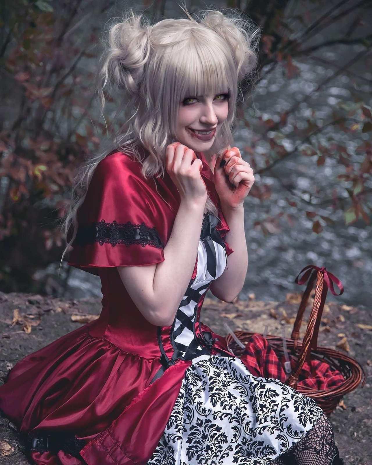 Himiko toga cosplay halloween