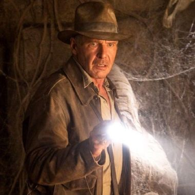 Indiana Jones 5 Harrison Ford Película Estreno Viajes en el Tiempo