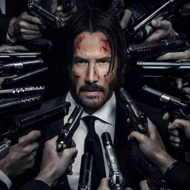 John Wick 4 Keanu Reeves Películas Acción