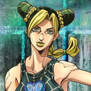Jolyne Cujoh anime cosplay Jojo's Bizarre