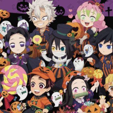 Kimetsu no Yaiba productos Halloween