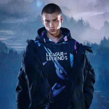 LEAGUE OF LEGENDS x Bershka ropa colaboración