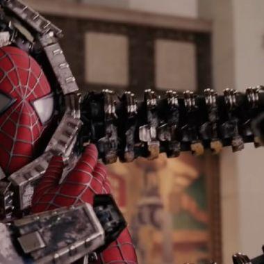 Spider-Man 3 Spider-Man No Way Home Doctor Octopus Spider-Man 2