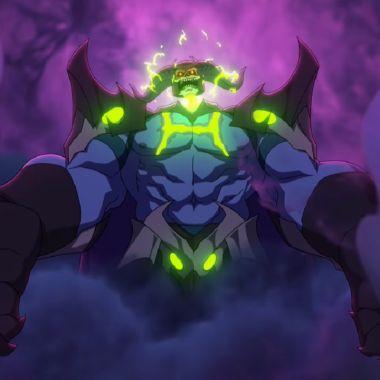 Mark Hamill Skelegod Skeletor Masters of the Universe: Revelation Part 2 He-Man Series de Netflix