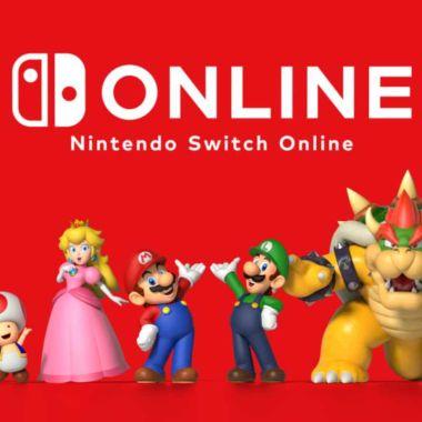 Nintendo Switch Onine precios