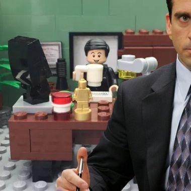 Lego The Office Serie Lego Ideas