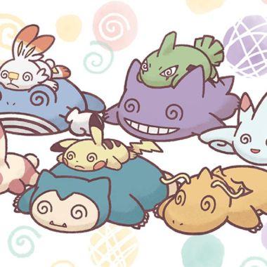 Pokémon colección derrotados fuera combate