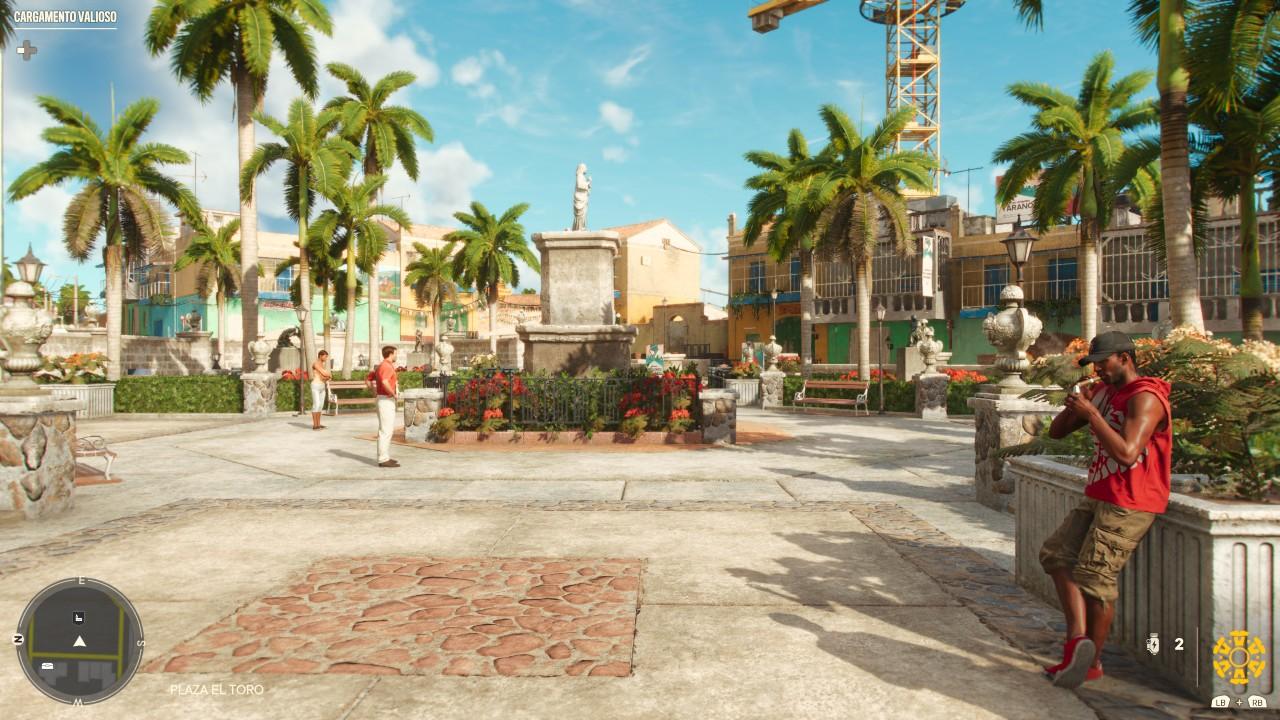 far cry 6 reseña gameplay xbox