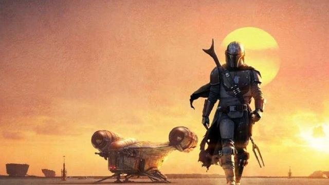The Mandalorian Star Wars Series de Star Wars Disney Lucasfilm