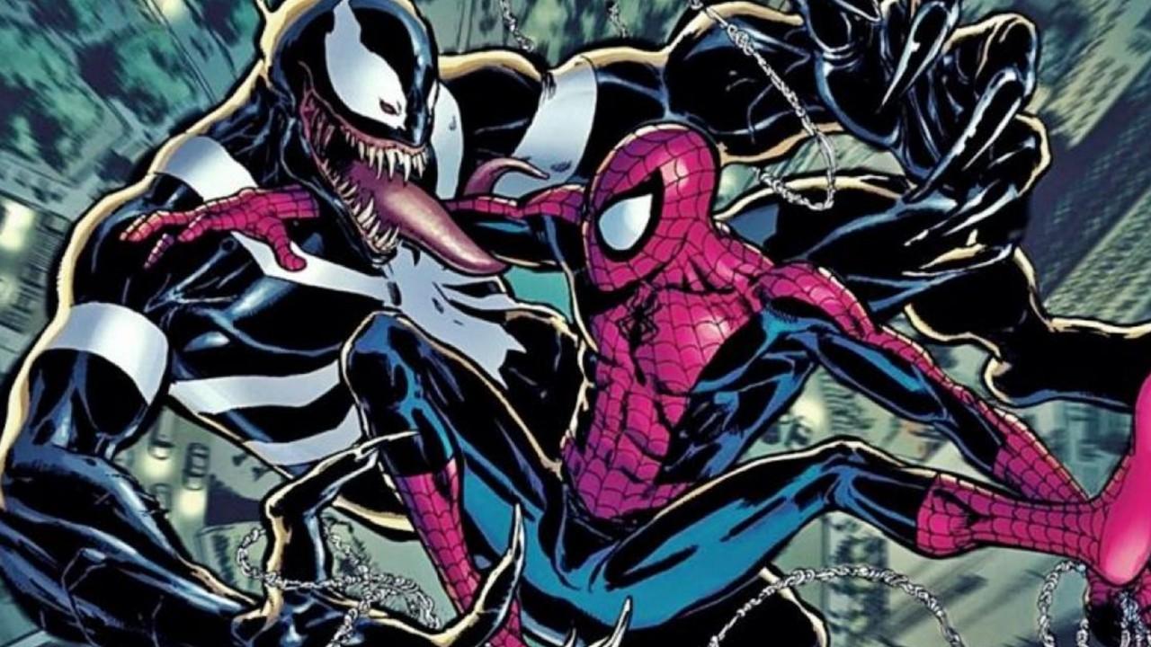personajes de marvel spiderman 3 venom 2