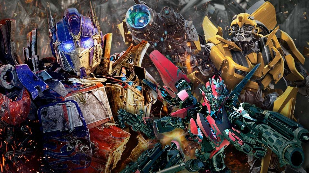 Nuevas Imágenes Transformers: Rise of the Beast Transformers 7